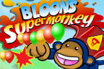 Bloons Super Monkey Game