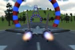 3D Flight Sim Rings – Airplane Maneuver Simulator