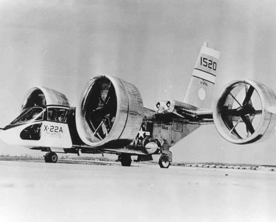 Bell X-22
