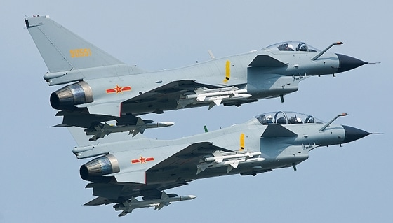 Chengdu J-10 (China)