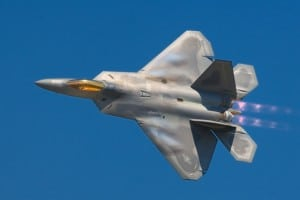 Lockheed Martin- Boeing F-22 Raptor (USA)