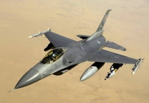 Lockheed Martin F-16 Fighting Falcon (USA)