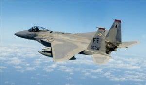 McDonnel Douglas F-15 Eagle (USA)