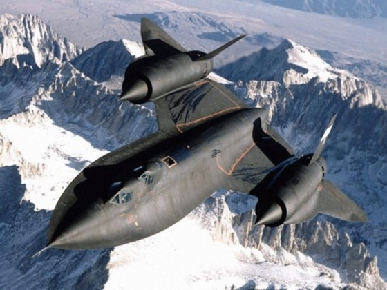 The SR-71 Blackbird X- men
