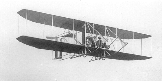 Source: Wright Brothers organisation