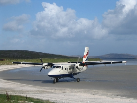 Barra International Airport