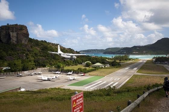 Gustaf III Airport
