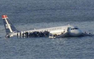 US Airways A320 - Hudson River.
