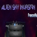 Alien Sky Invasion