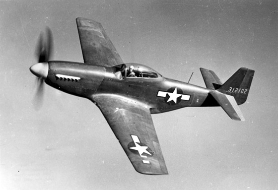 North American P-51 Mustang (1941)