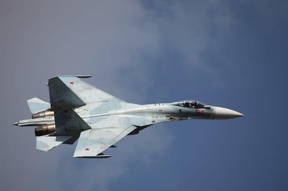 Sukhoi Su -35 (Russia)
