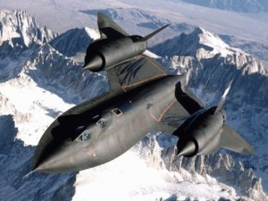The SR-71 Blackbird X- men