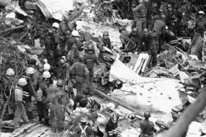 Japan Airlines Flight 123 (1985)
